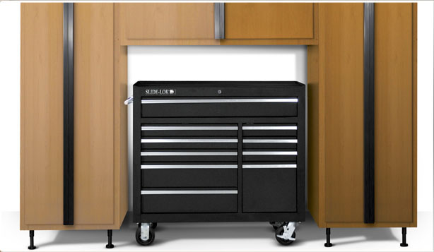 Toolchest Garage Organization, Storage Cabinet  California